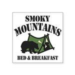 Smoky Mountains Sticker