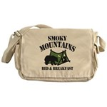 Smoky Mountains Messenger Bag