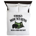 Smoky Mountains Queen Duvet