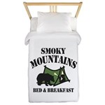 Smoky Mountains Twin Duvet