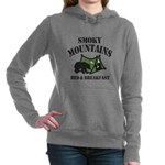 Smoky Mountains Women's Hooded Sweatshirt