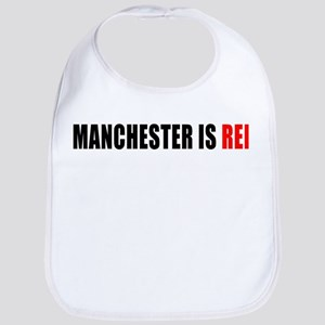 Manchester is Red Bib