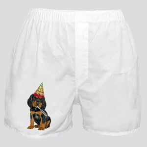 Gordon Setter Party Boxer Shorts