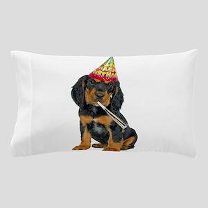Gordon Setter Party Pillow Case