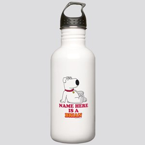 Family Guy Brian Perso Stainless Water Bottle 1.0L