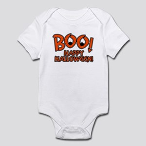 Boo Halloween Infant Bodysuit