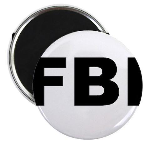 FBI Magnet
