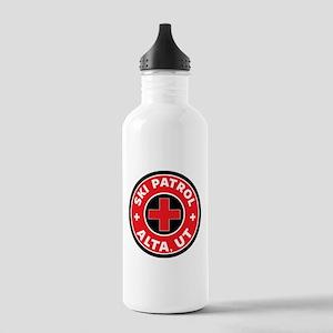 Alta Utah Ski Patrol S Stainless Water Bottle 1.0L