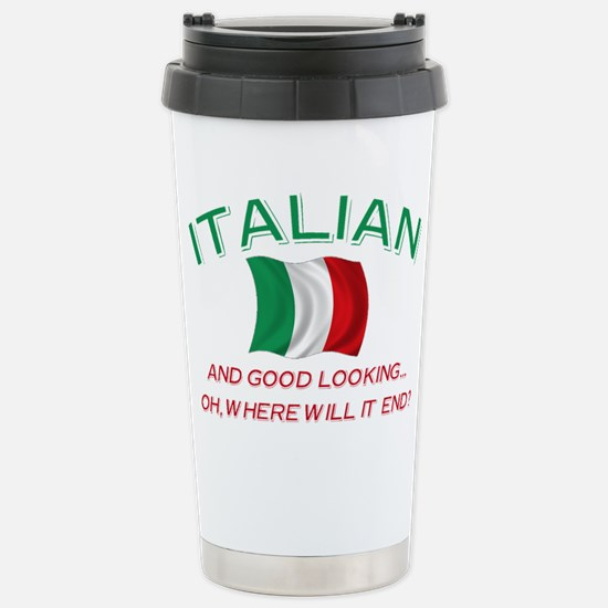 Gd Lkg Italian 2 Mugs