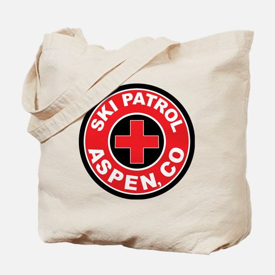 Funny Aspen Tote Bag