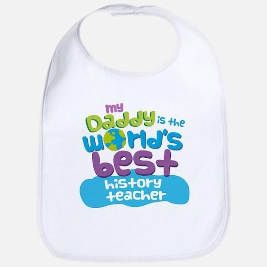 History Teacher Gifts for Kids Bib