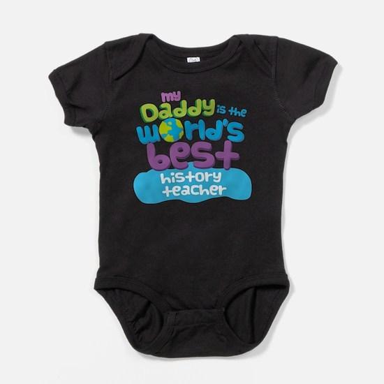 History Teacher Gifts for Kids Baby Bodysuit