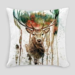DEER IV Everyday Pillow