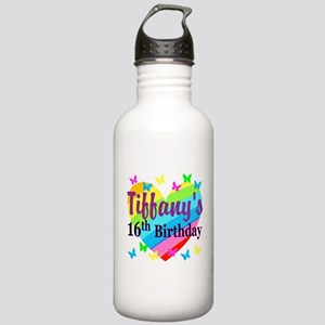 PERSONALIZED 16TH Stainless Water Bottle 1.0L