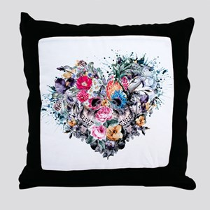 Love Forever Throw Pillow