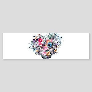 Love Forever Bumper Sticker