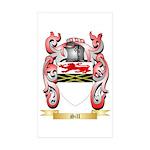 Sill Sticker (Rectangle 50 pk)