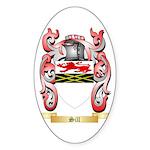 Sill Sticker (Oval 10 pk)