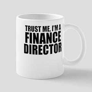 Trust Me, I'm A Finance Director Mugs