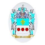 Szajn Oval Ornament