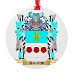 Szainfeld Round Ornament