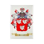 Synnott Rectangle Magnet (100 pack)
