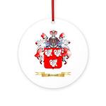 Synnott Round Ornament