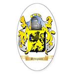 Sympson Sticker (Oval 10 pk)