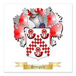 Sympele Square Car Magnet 3