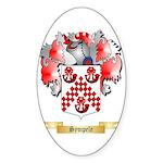 Sympele Sticker (Oval 10 pk)