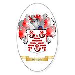 Sympele Sticker (Oval 50 pk)