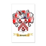 Sympele 20x12 Wall Decal