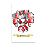 Sympele 35x21 Wall Decal