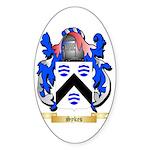 Sykes Sticker (Oval)
