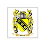 Syers Square Sticker 3