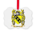 Syers Picture Ornament