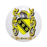 Syers Round Ornament
