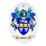 Syer Oval Ornament