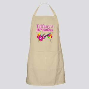 PERSONALIZED 16TH Apron
