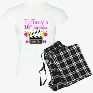 PERSONALIZED 16TH Women's Light Pajamas