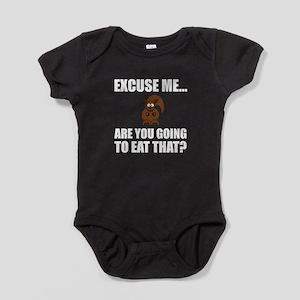 Squirrel Eat That Baby Bodysuit