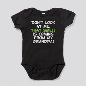 That Smell Is Coming From Grandpa Baby Bodysuit
