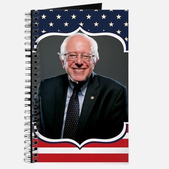 bernie sanders flag Journal