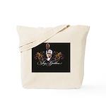 Joy Goddess Tote Bag