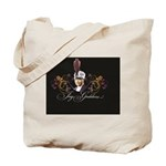 Joy Goddess Tote Bag