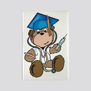Nurse Graduation Rectangle Magnet