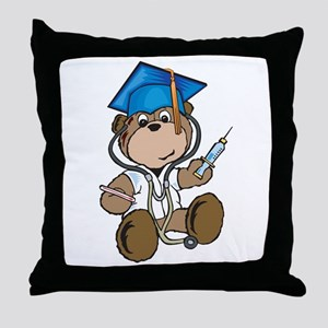 Nurse Graduation Throw Pillow