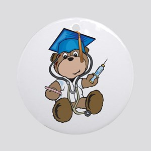 Nurse Graduation Ornament (Round)