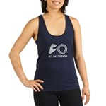 Climate Sign Racerback Tank Top