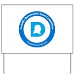 Franklin Democratic Town Committee Logo Yard Sign